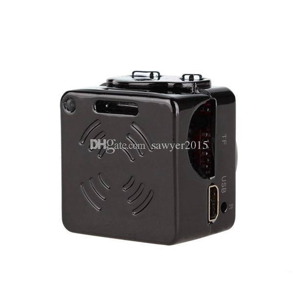 Full HD 1080P مصغرة DV SQ8 الرياضة DVR كاميرا مع الرؤية الليلية الأشعة تحت الحمراء كشف الحركة الرقمية الصوت مسجل الفيديو كاميرا ويب