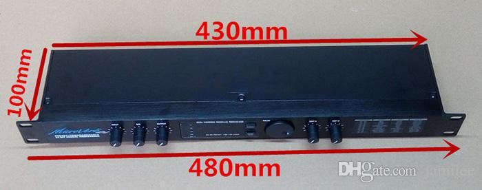 DHL shipping 200 Program ALESIS Microverb 4 best audio processor mic4 ALESIS processor music equipment effect sound processor