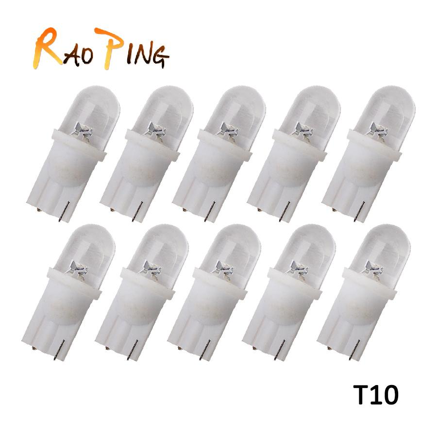 Auto styling T10 194 W5W 0,5 Watt SMD LED Lampen Dome Instrument Auto Glühbirne Lampe Innenbeleuchtung