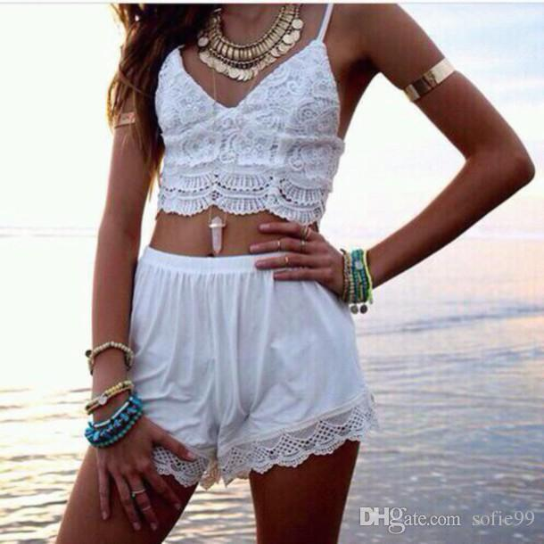 420d29ef3c Hot! Summer Style Fashion Lady Sexy Womens Strappy Crop Top Tank ...