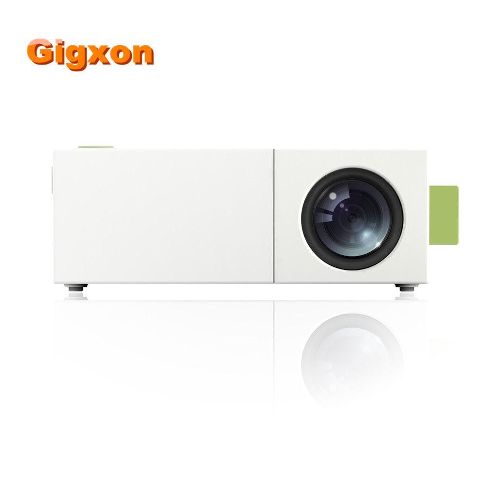Wholesale Gigxon Yg310 Portable Mini Pocket Projector Hd 1080p ...