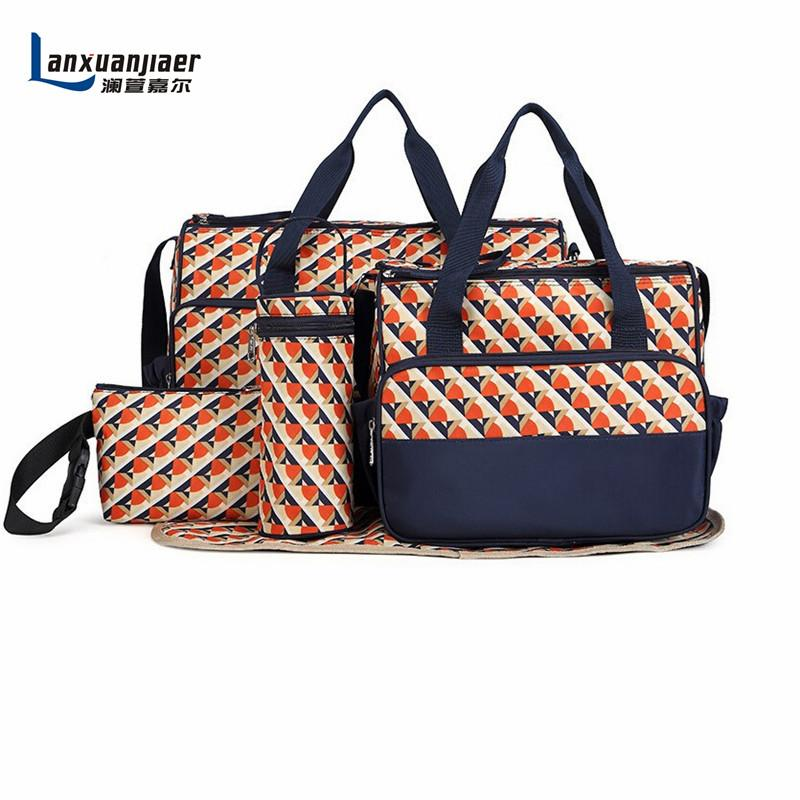 b7239a84 2019 Wholesale High Quality Fashion Mother Bag Designer Women Diaper Bag  Multifunctional Nappy Bag For Mommy Baby Storage Mama Bags From Henryk, ...