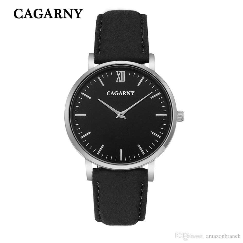 c2f6f8e5f1 New Arrival! Mens Watches Luxury Brand Quartz Watch Rectangle Square ...