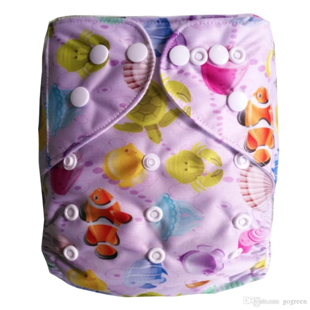 Newst snaps baby cloth diaper. Reusable Print baby cloth diaper,One Size Pocket Diaper,Cloth nappy for you lovely baby