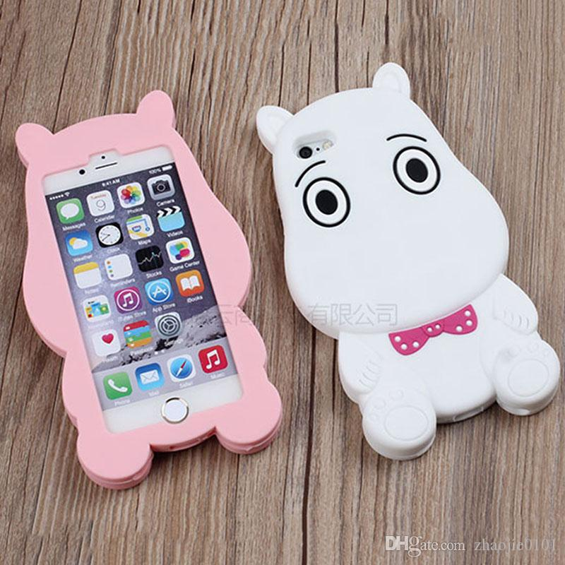 cover letter french%0A      Fashion  d Cartoon Animal Moomin Hippo Snufkin Little My Stinky Letter  Soft Silicone Cell Phone Case Cover Skin For Iphone Phone Covers Make Your  Own