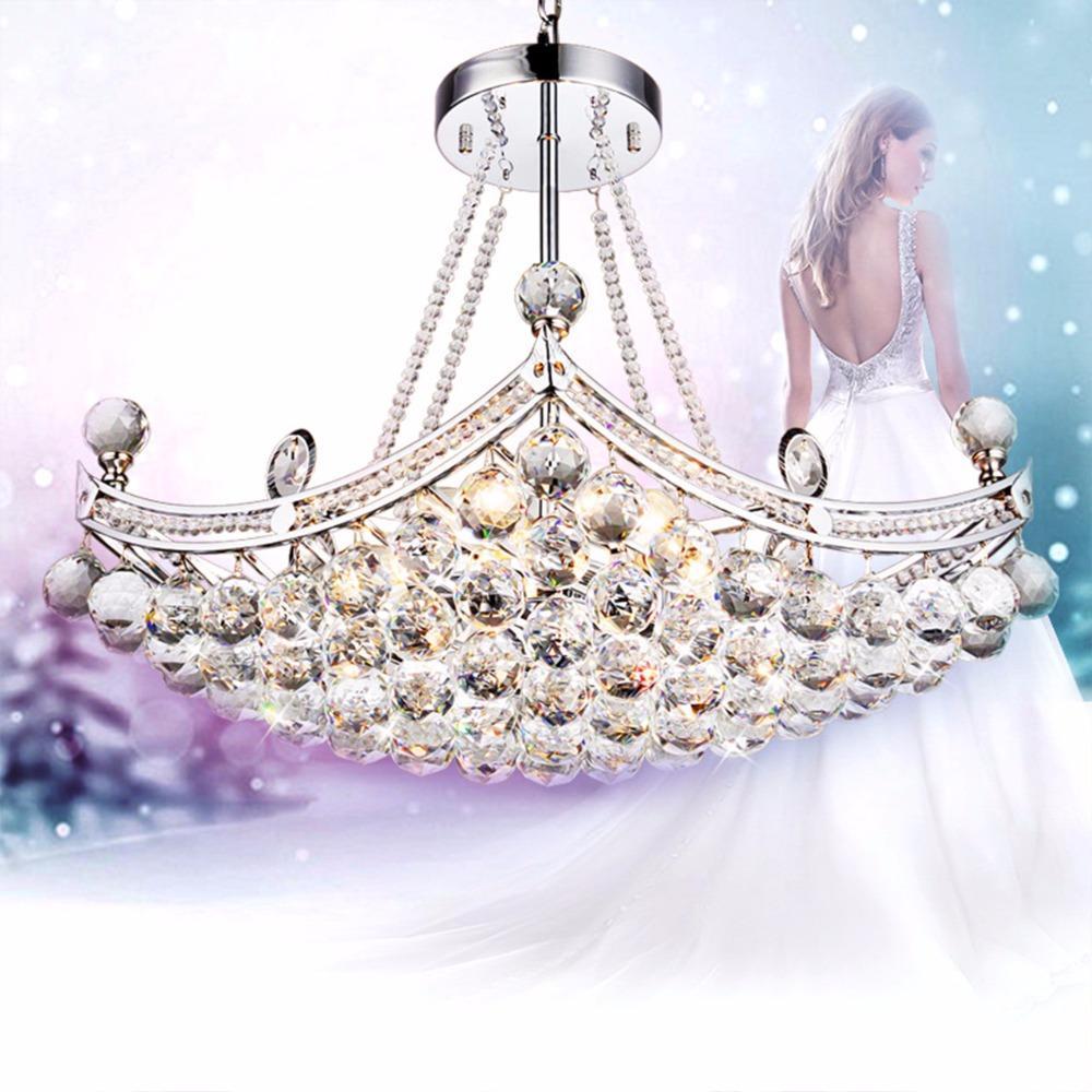 Wunderbar Kronleuchter Kristall Modern Ideen Von Großhandel Neue Moderne Led Deckenleuchte K9 Leuchten