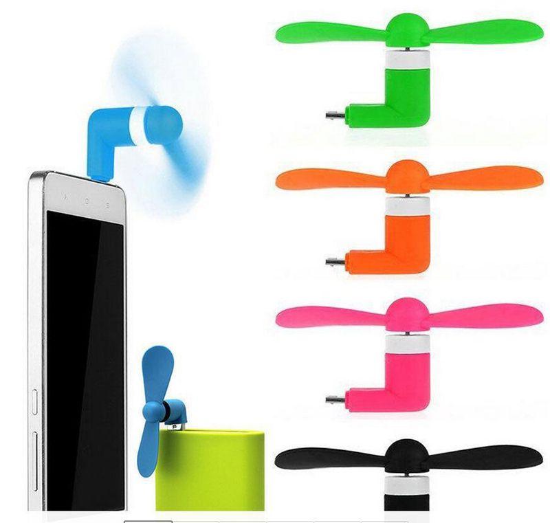Haushaltsgeräte Mini Micro Usb Fan Tragbare Kühlung Reise Fan Für Android-handy Haushaltsgeräte