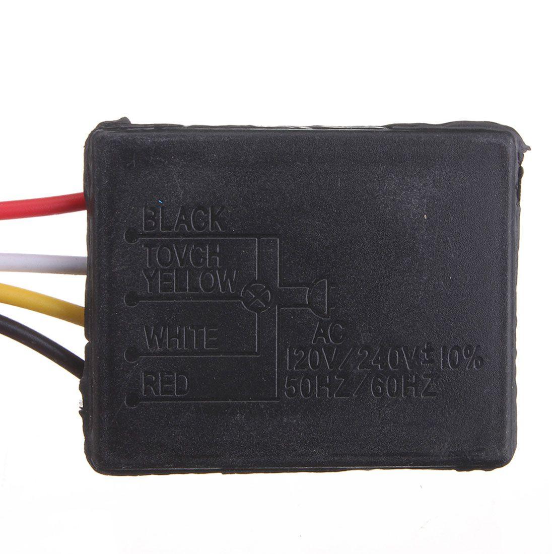 Desk Light Touch Lamp 3 Way Control Sensor Switch Dimmer For Bulbs AC 220V 3A LEG_A0A