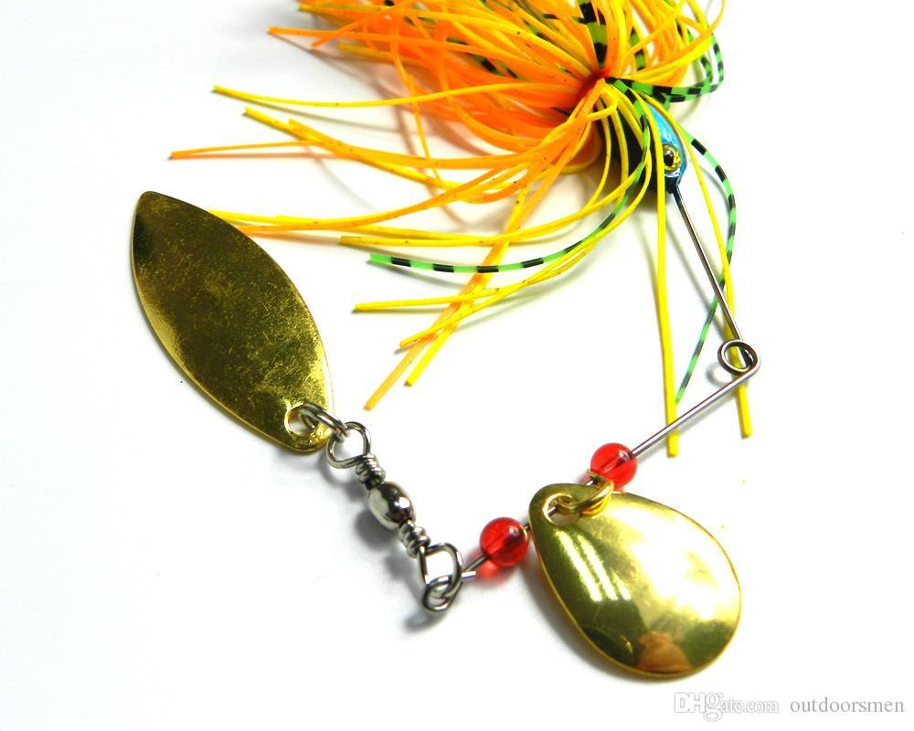 Новые приземляющиеся шумовые манжеты Spinner Baits Metal Fishing Lure Spoon Paillette Искусственные ложные приманки Bass Lures Metal Sequin Bait