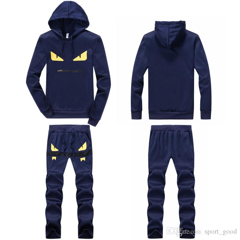 Mens Hoodies Sweatshirts Sportanzug Bekleidung Herren Trainingsanzüge Jacken Sportbekleidung Jogginganzüge Hoodies Kleidung Sets