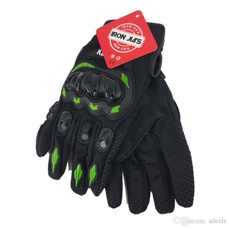 Vollfinger-Guantes-Motorradhandschuhe Motorrad-Motocicleta Luva-Moto-Motocicleta-Motocross-Guantes-Handschuhe