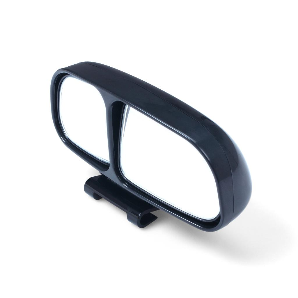 ABS del coche Punto ciego Vista posterior del coche Lado gran angular Vista Espejo Vehículo 2 Espejo Interior Negro Color Nuevo