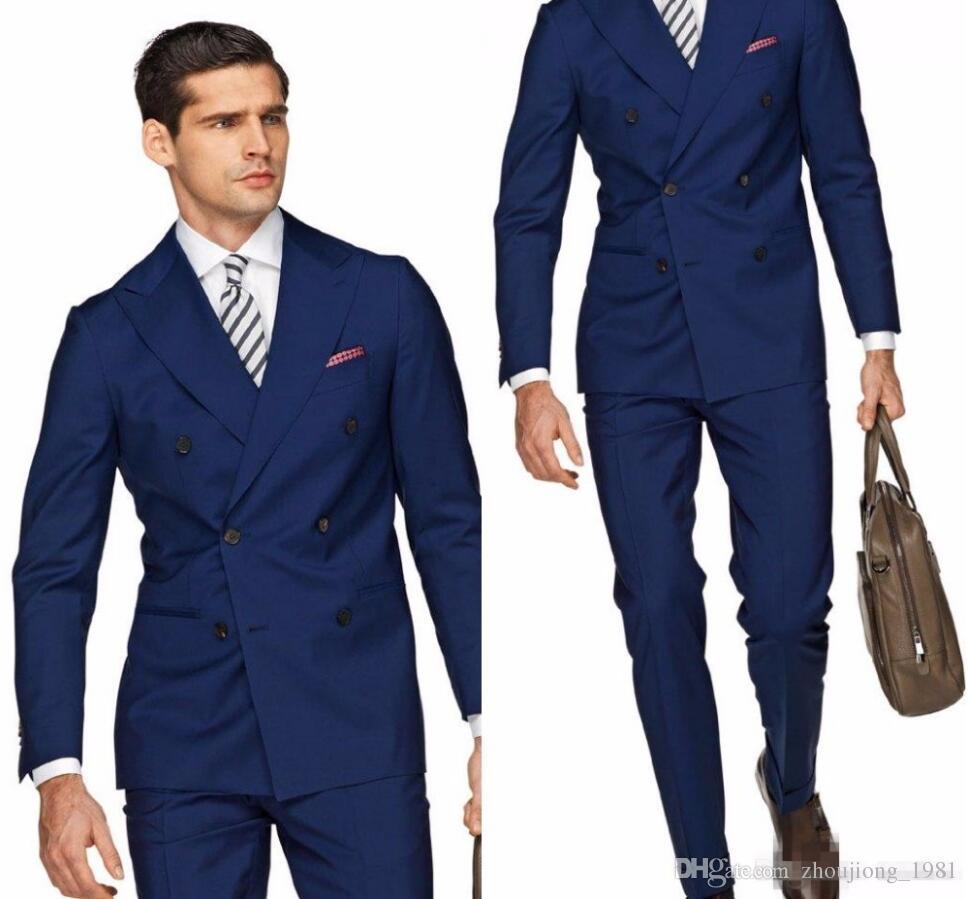 2017 2017 Casual White Linen Suits Summer Notched Lapel Men ...