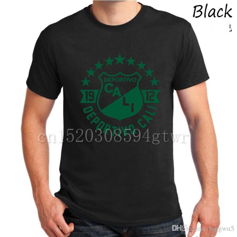 Colombia Deportivo Cali club green home T Shirt Camiseta santiago Cali Preciado Jackson martinez T-Shirt Jhon Fredy CALI fc