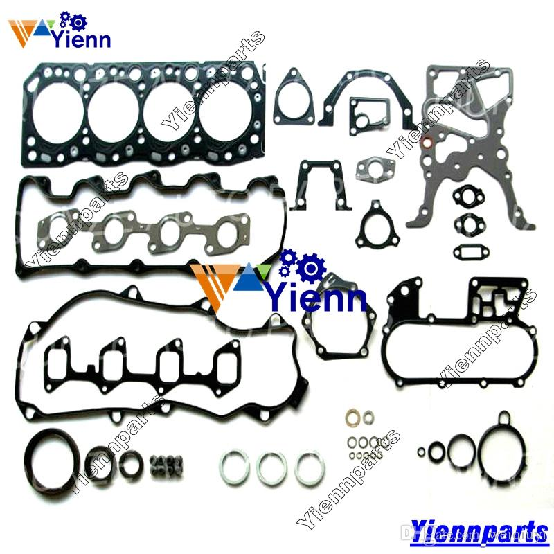 2019 For Toyota 3l Full Gasekt Set 04112 54093 With Head