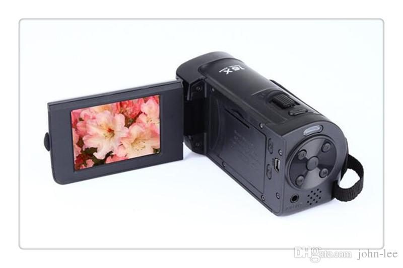 Wholesale 1080P Camera 16MP C6A Digital Camera 16X Digital Zoom Shockproof 2.7