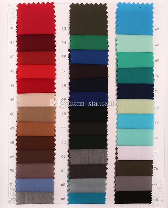 wholesale 77 colour high density elastic woven patchwork-cotton-tecido fabric, shirt Process tweed cheap-fabric tecido scrapbooking B552