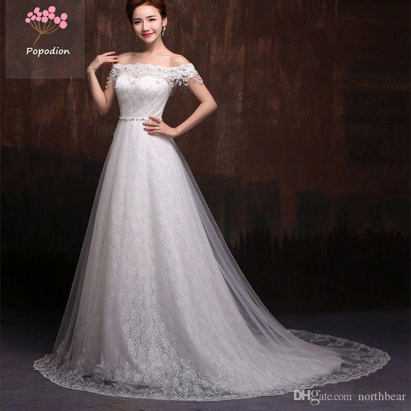 195991bdb8 Luxury lace train wedding dress sexy plus size bandage wedding dresses  handmade dhWED90004