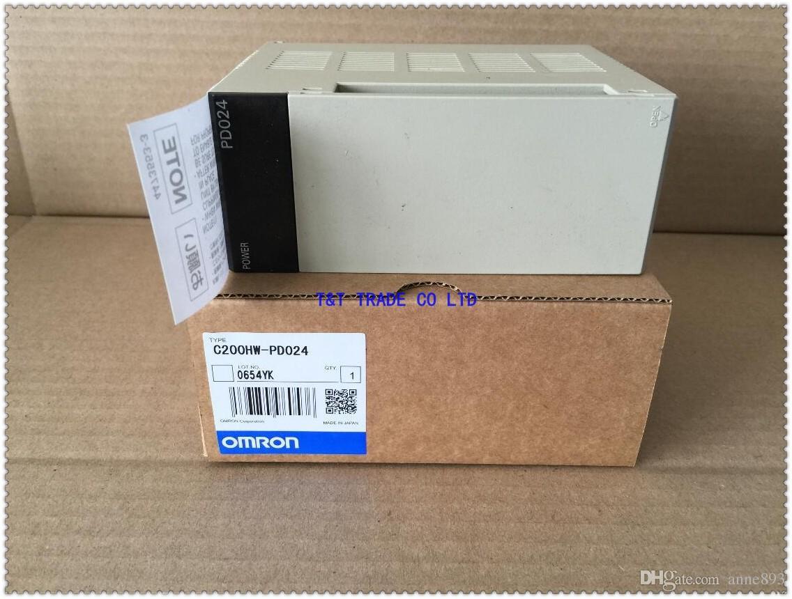 Блок питания C200HW-PD024 OMRON PLC новый в коробке гарантия один год