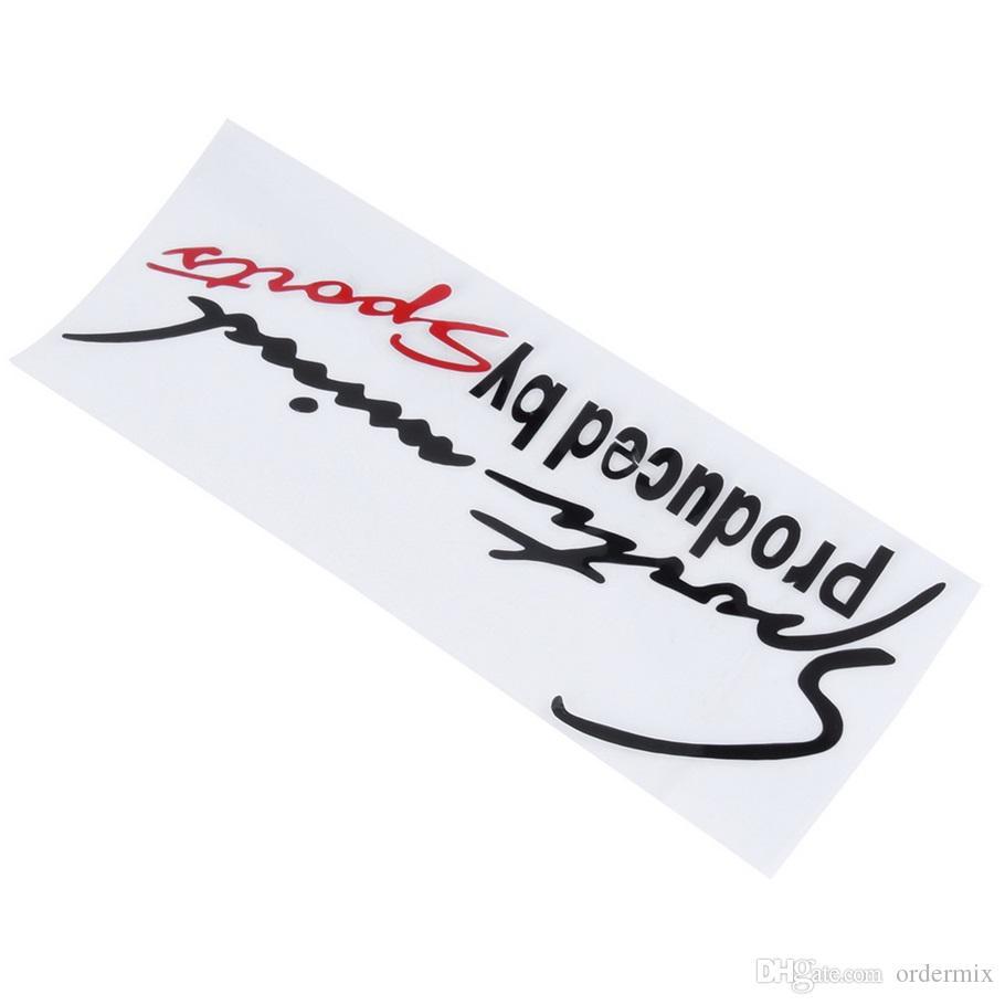 Adesivos de carro Reflective Lâmpada Sobrancelha Cativante Esportes Styling Auto Racing Decor Vinyl Decoração Gráfica Pegatinas