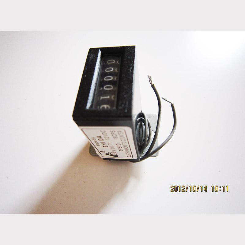 Frete grátis Medidor de Moedas / Contador Eletromagnético Para A Máquina de Pinball Arcade Game Parts Game Acessório
