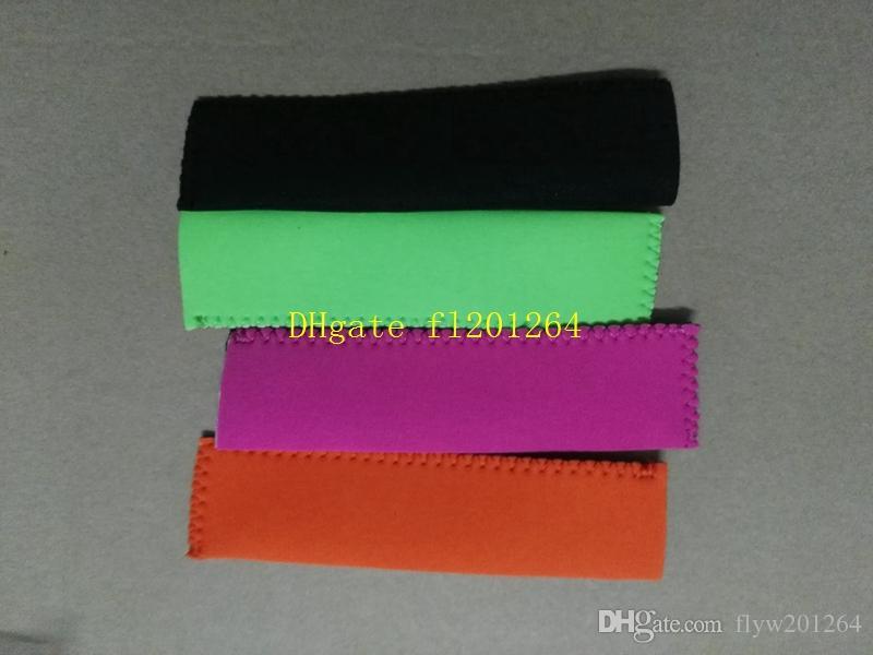 / DHL Fedex schnelles Verschiffen 15x4cm Halter Ice Sleeves Freezer Halter 10 Farben