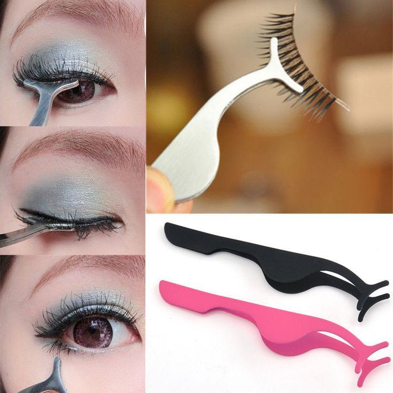0b97f2886fd False Eyelashes Extension Applicator Remover Clip Tweezer Nipper Makeup  Tool #R60 Eyelash Extensions Before And After Eyelash Extensions Reviews  From Aesto, ...