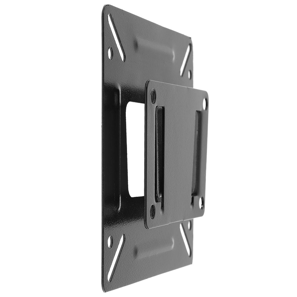 Evrensel TV Duvar Montaj Dirseği için 14 ~ 24 Inç LCD LED Monitör Düz Panel TV Çerçevesi HMP_609