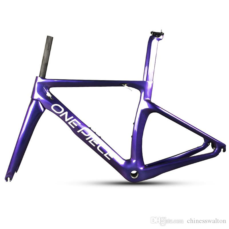 DIY Carbon Frame ! Chameleon Paint ! New Design 3K 1K Glossy Matte ...