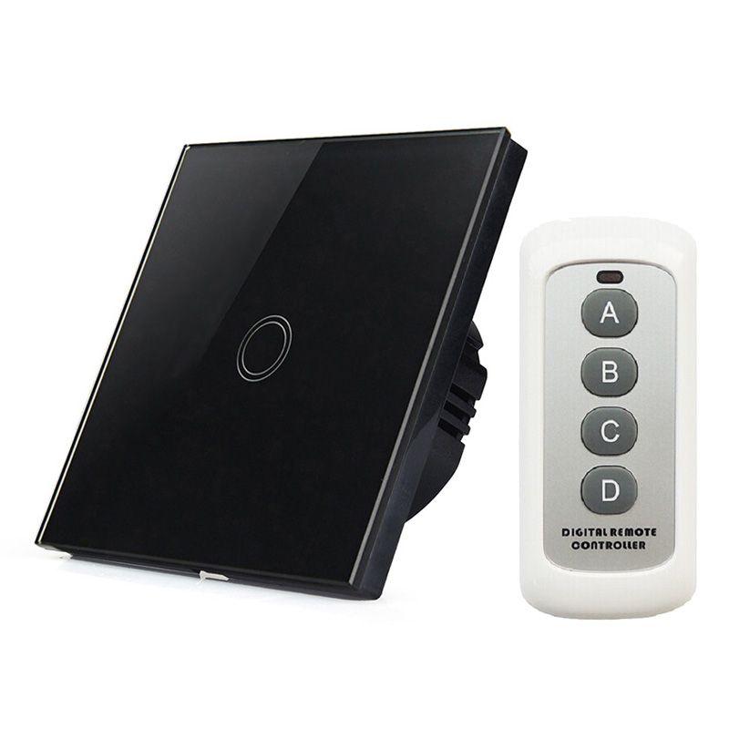Großhandel Neue Eu Standard Touch Schalter 1 Gang Smart Home ...