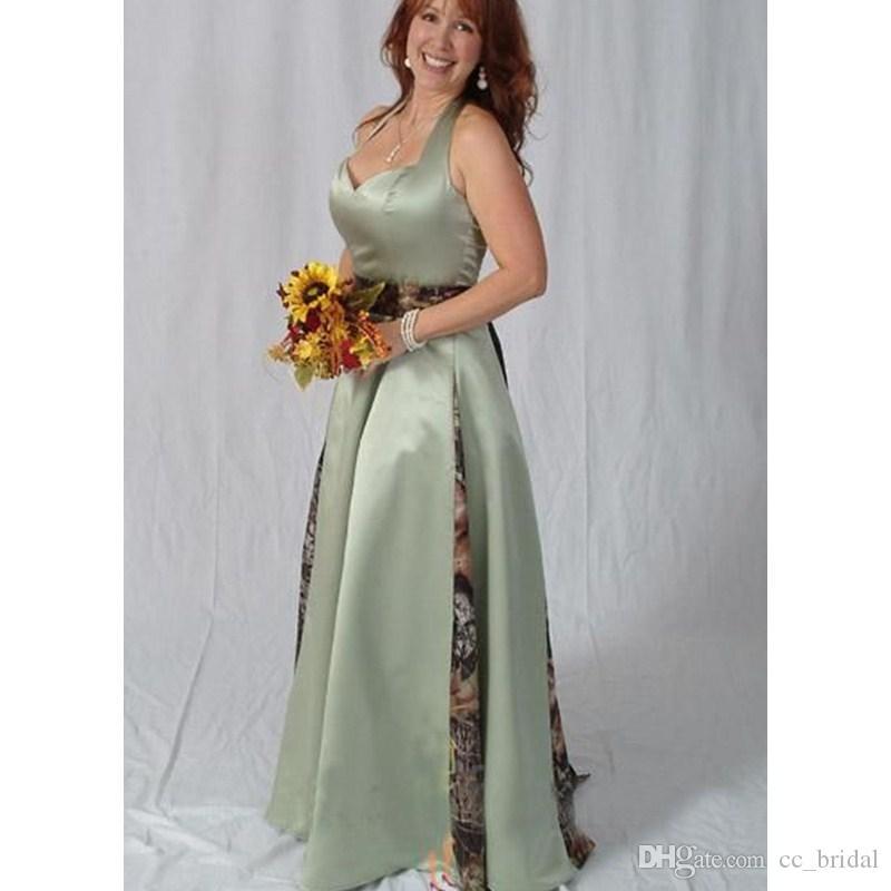 Discount Sexy A Line Halter Floor Length Camo Wedding Dresses 2017 With  Detachable Jacket Bohemian Bridal Gowns New Plus Size Vestido De Noiva  Bridal Gowns ... d98327269d32