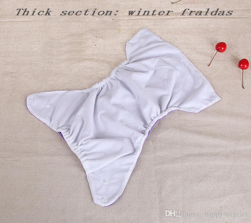 코 튼 물 증거 부드러운 기저귀 기저귀 커버 재사용 가능한 빨 크기로 조절 가능한 봄 여름 가을 겨울 단추 기저귀 YTNK001