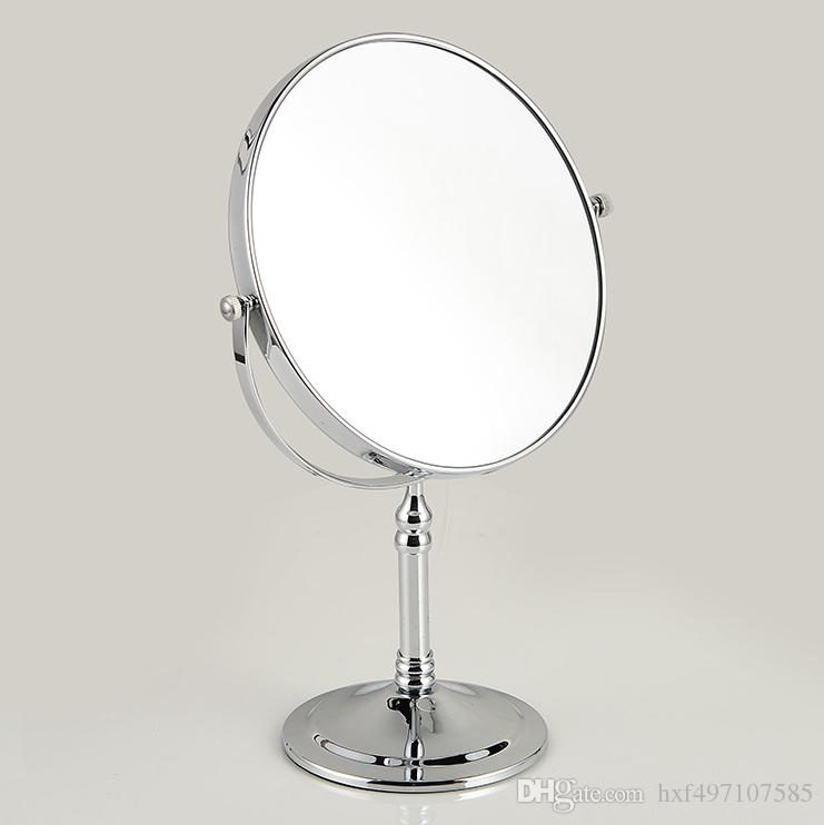 Bathroom Mirror Magnifying silver bathroom styles and/or dressing tables two sided swivel