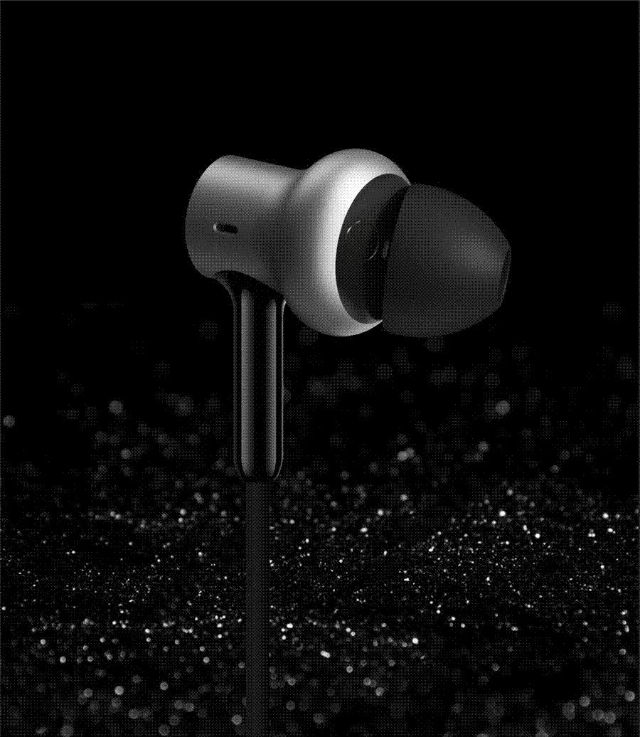 4e1f47d3f78 In Stock Original Newest Xiaomi Mi Hybrid Pro Earphone Triple Driver | Mi  In Ear Pro HD | Circle Iron Pro Mic Best In Ear Headphones Best Noise  Cancelling ...