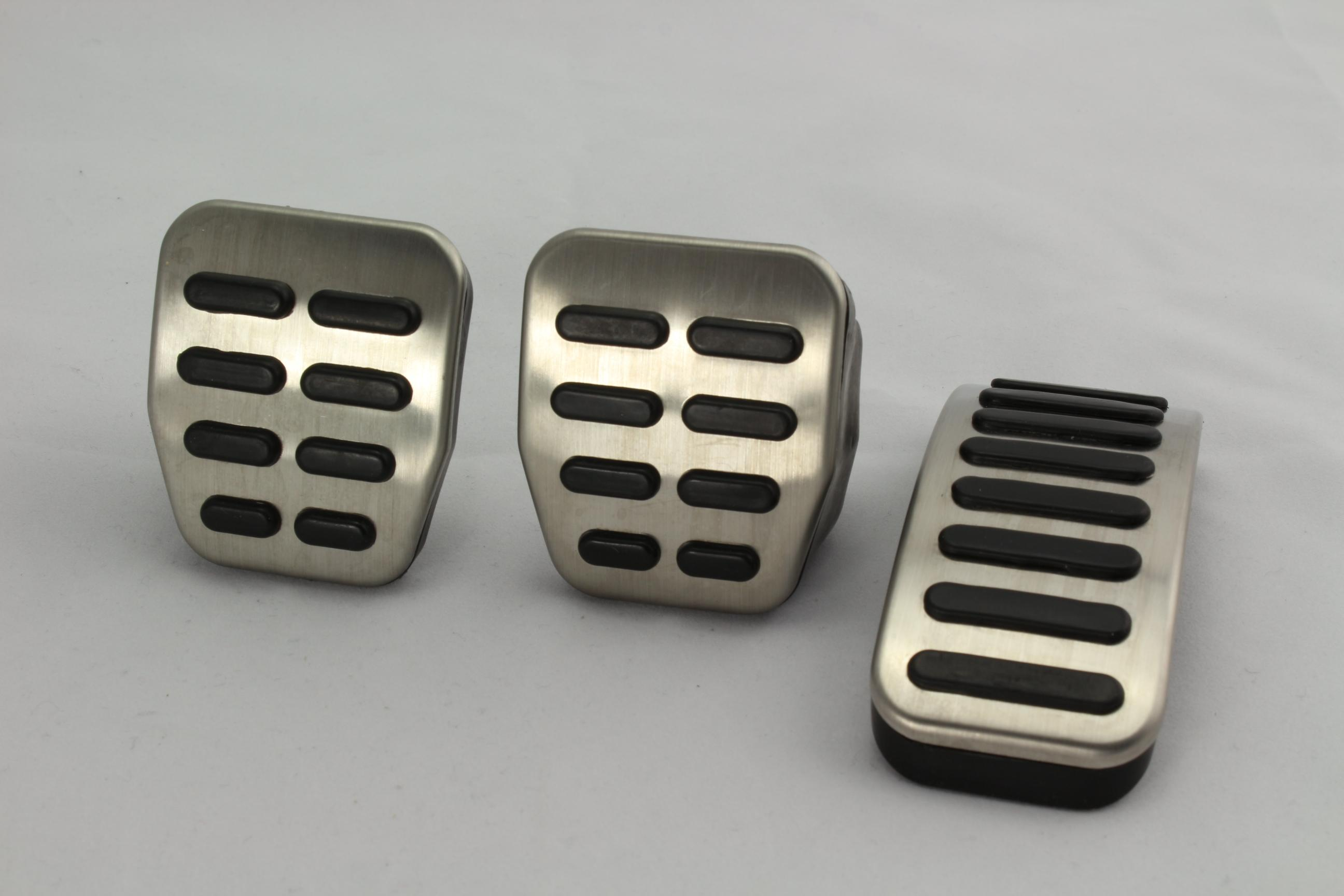 Stainless Steel Car Pedals For Audi TT Pedal VW SEAT SKODA Golf 3 4 Polo  9N3 Octavia Ibiza Fabia A1 A2 A3 GTI Audi Vw Pedal Online with $27.22/Piece  on ...