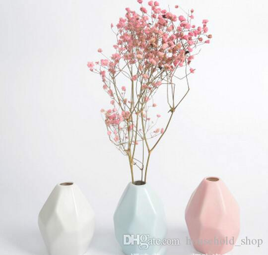 Ceramic Vase Flower Pot Home Decoration Flowerpots Creative Flower