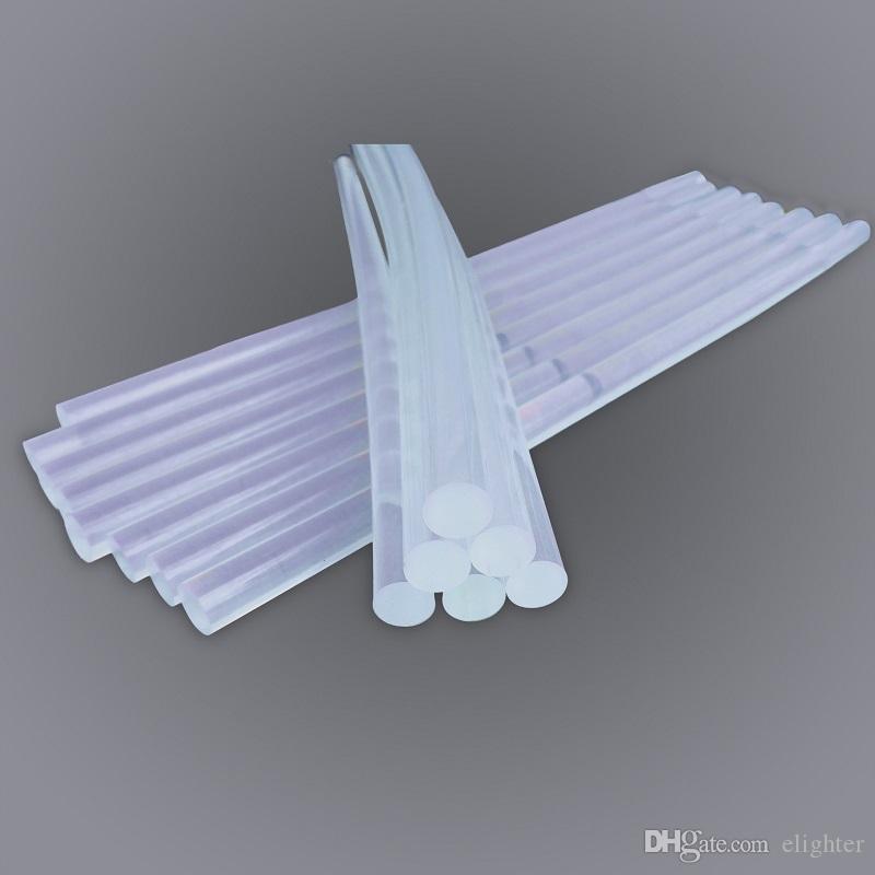 Varillas de pegamento de fusión en caliente múltiples tamaños no tóxicos a estrenar para pistola de pegamento eléctrico Herramientas de reparación de álbum de artesanía para accesorios de aleación