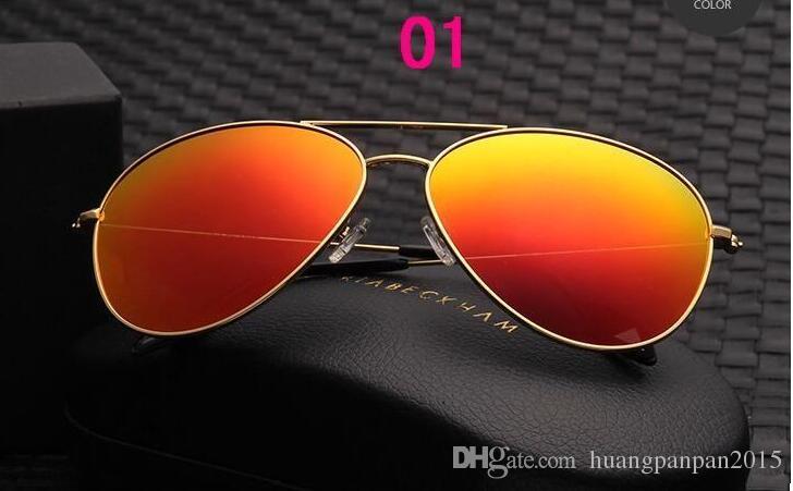 New Hot sale Victoria Beckham women men sun glasses Coating brand VB sunglasses eye glass Polaroid large lenses with case
