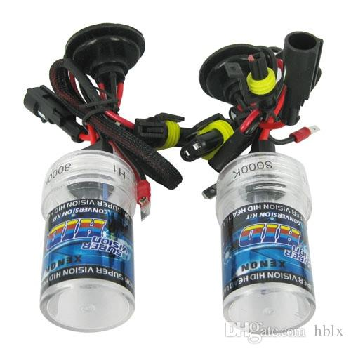 Waterproof 12V 35W H1 8000K HID-Xenon Lights for Car Headlamp Replacement CEC_412