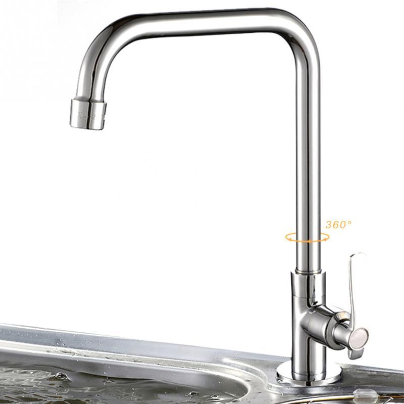 Wholesale  Universal Kitchen Faucets 6 Types Deck Mounted Wall Mounted Cold  Water Rotatable Vegetable Kitchen Faucet Kitchen Faucet Faucet Types Kitchen  ...