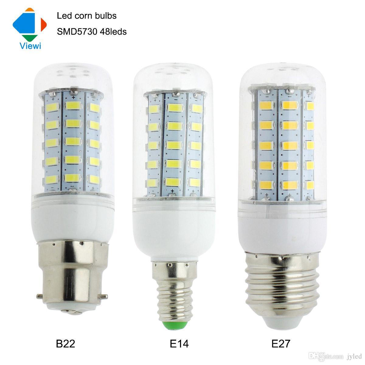 5x bombillas led e14 e27 b22 bulb light smd5730 5 Nouveau Lampe Led E14 Iqt4