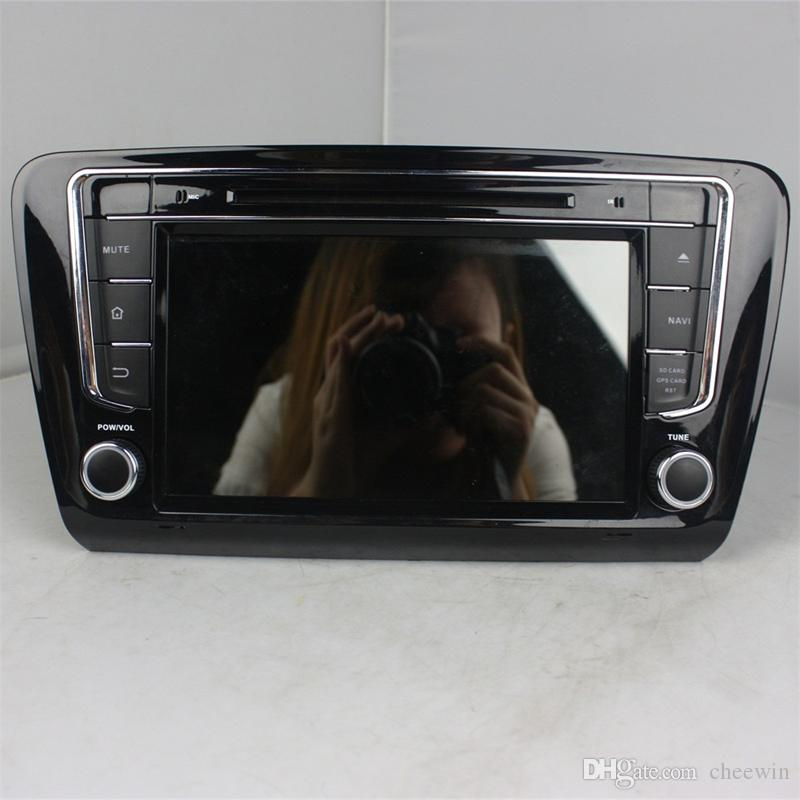 High quality 8inch Andriod 5.1 Car DVD player for SKODA OCTAVIA 2015 with GPS,Steering Wheel Control,Bluetooth, Radio