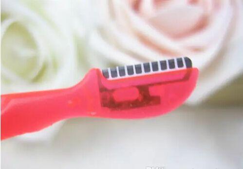 soins chaud vente -face lames mini rasoir pour les femmes Outils de maquillage film de protection anti-bactérienne gros / fre