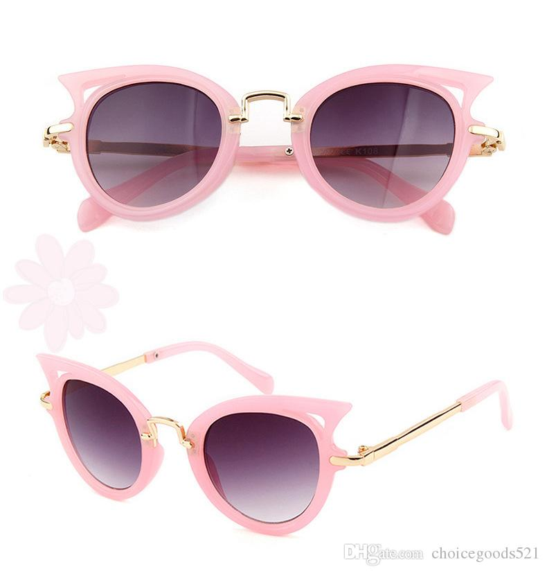 e5e69e1cac47 Fashion Kids Child Polarize Cat Sports Sun Glasses Sunglasses Baby For  Girls Boys Outdoor Designer Sunglasses Jewellery For Babies Infant Girl  Jewelry From ...