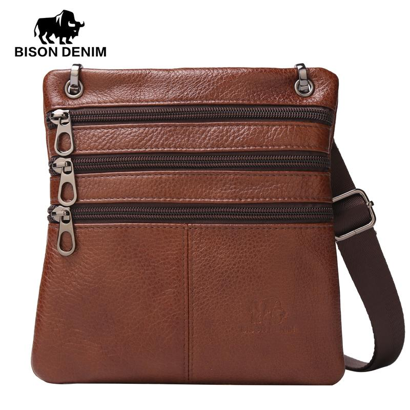 969257d4e9b ... Leather Crossbody Bag For Men Thin Silm Vintage Messenger Bag  Personalized Small Mini Bag Men Gift Leather Bags For Women Clutch Purses  From Dealbag