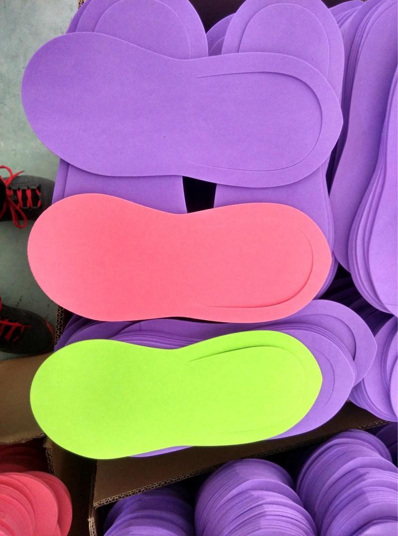 EVA Köpük Salon Spa Terlik Tek Kullanımlık Pedikür tanga Terlik Tek kullanımlık terlik Güzellik Terlik