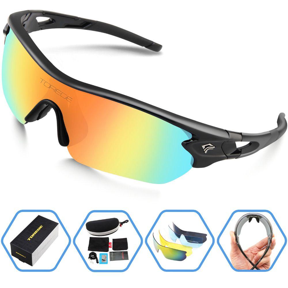 f1bab564ce9 Wholesale New Sports Polarized Sunglasses Brand Designer Men Women Sports  Glasses For Climbing Driving Running Fishing Golf UV400 Lens Vintage  Sunglasses ...