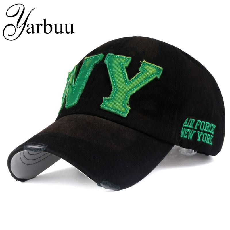 a7f1916250f Wholesale YARBUUL Baseball Caps 2017 New Fashion Jean Cap For Men And Women  High Quality Casual Hat Denim Summer Hats Customized Hats Custom Hat From  ...