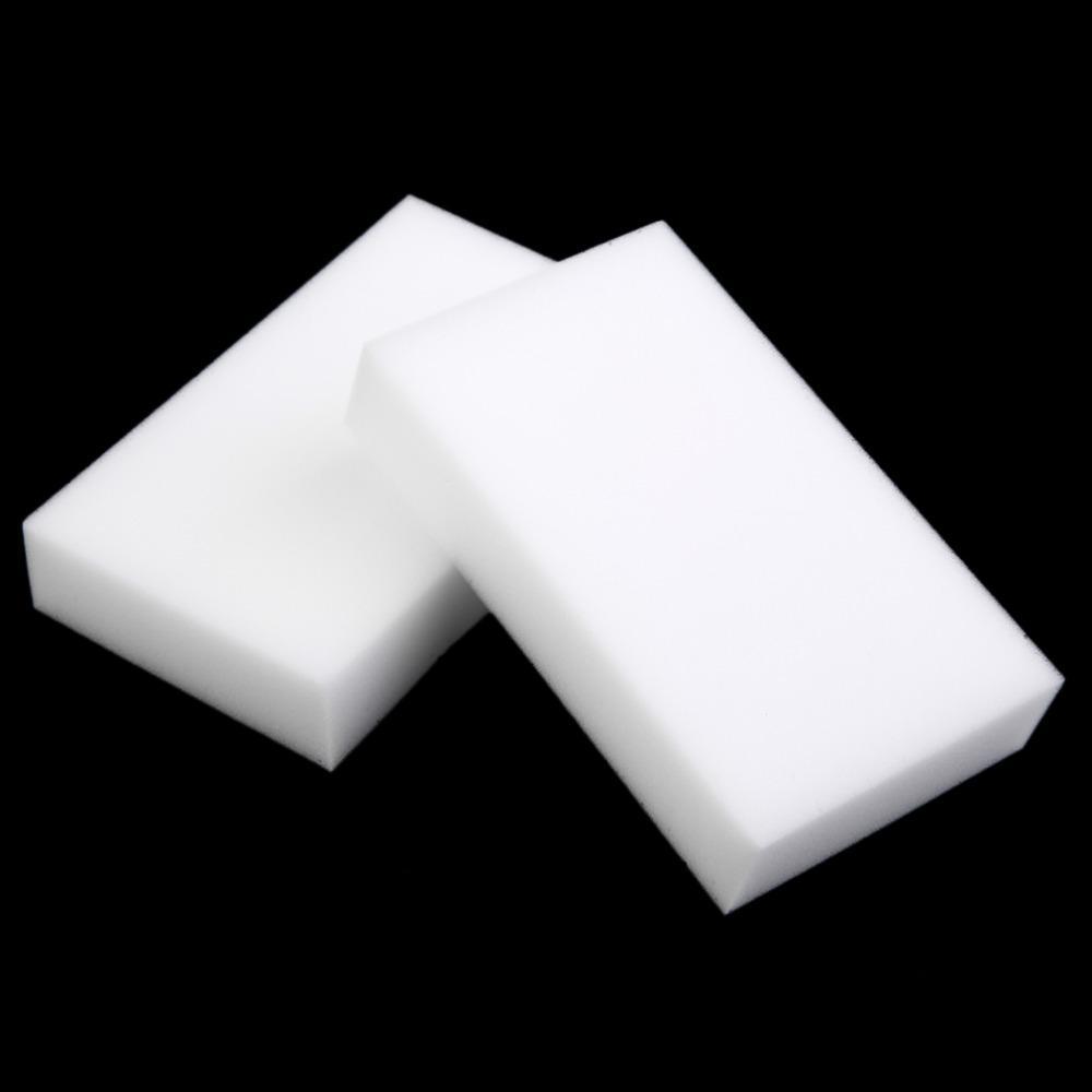 White Magic Sponge Cleaner Eraser Multi-functional Cleaner Melamine ...