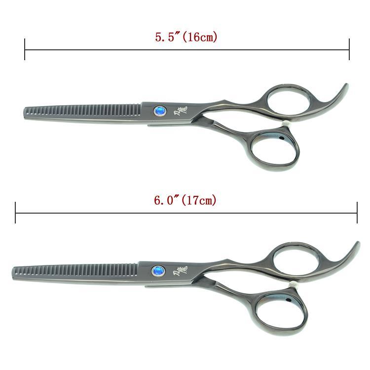 5.5 Pouces 6.0 Pouces Daomo 2017 Tesouras Vente Chaude Professionnel Cheveux Ciseaux Barber Cheveux Cisailles Salon Amincissement Ciseaux Cheveux Coupe Cisailles, LZS0620
